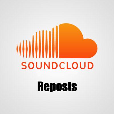 Soundcloud reposts