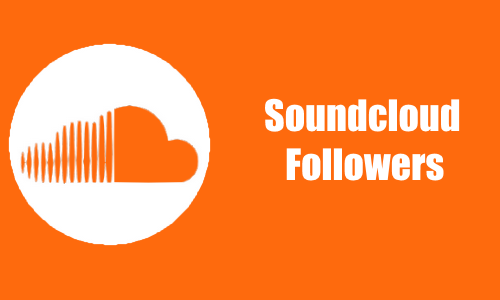 Sound Cloud FOLLOWERS