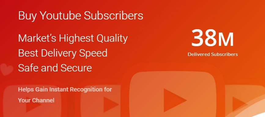 buy youtube subscribers legit cheap